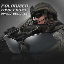 2019 Top Ultralight TR90 Polarized Sunglasses Anti-UV Driving Men Shades Male