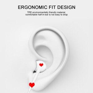 Image 4 - 3.5mm filaire écouteur pour IOS oreille crochet contrôle du Volume Sport écouteur musique voyager pour téléphone portable universel in Ear casque