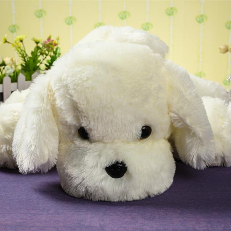 25/30cm Dog Plush Toy Dog Doll Sleeping Pillow Car Home Decoration Children Birthday Gift Girls