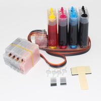 Full Ink CISS With Permanent Chips For HP711 Suitable For HP Designjet T520 T120 Etc Free