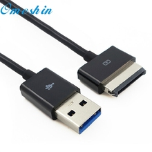 OMESHIN USB 3.0 To 40pin Charger Data Cable For Asus Eee Pad Transformer TF101 Tablet Top Quality Data Charging Cables CY0717