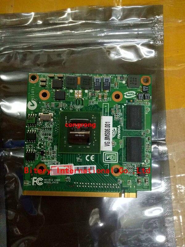 Für nVidia Fo GeForce 8400 mt G MXM IDDR2 128 mb Graphics Grafikkarte für Acer Aspire 5920g 5520 5520g 4520 7520g 7520 7720g