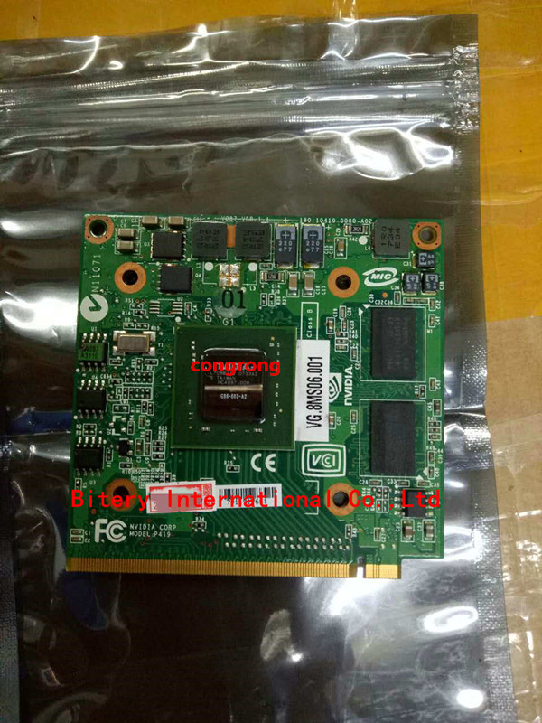 For NVidia Fo GeForce 8400M G MXM IDDR2 128MB Graphics Video Card For Acer Aspire 5920G 5520 5520G 4520 7520G 7520 7720 G