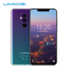 UMIDIGI Z2 Special Edition Global Bands 6.2″ FHD+Full Screen Helio P23 4G+64GB F/1.7Big ApertureCamera Android 8.1 4G Smartphone