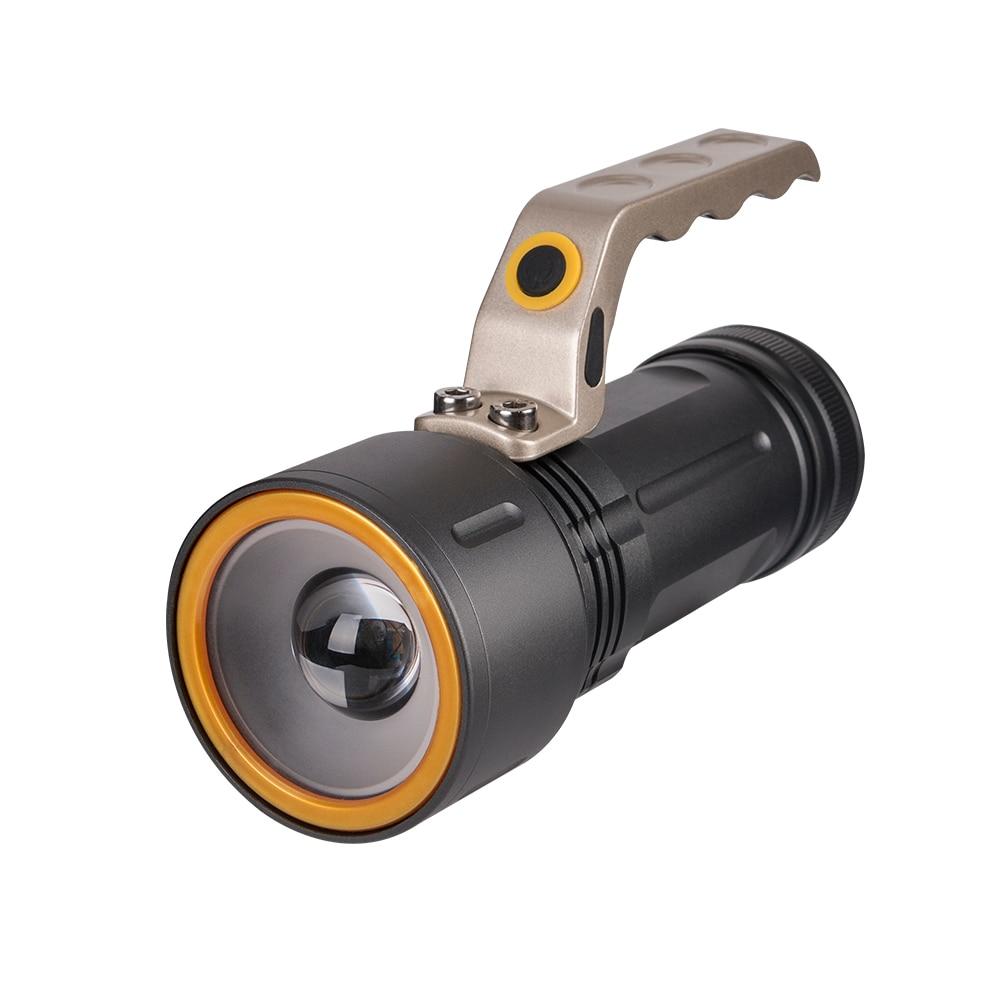 High Quality Professional 4 modes XML-T6 LED Flashlight 2000LM Lumens lanterna Torch light Rotate adjustable LED searchlight high power torch 2000 lumens li batteries led flashlight torch light outdoor lighting