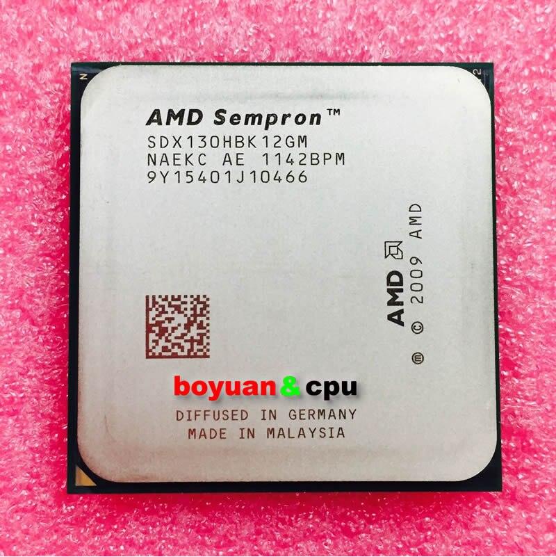 for Sempron X145 2.8GHz Single-Core CPU Processor SDX145HBK13GM 45W Socket AM3