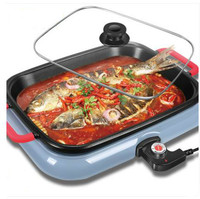 Household And Commercial Double Using Fish Roaster Grill Charcoal Alcohol Grilled Fish Stove Grill