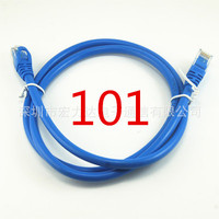 LAOKE High Speed UTP CAT 5E 8pin Full Copper Ethernet Network Cable RJ45 Patch LAN Cord