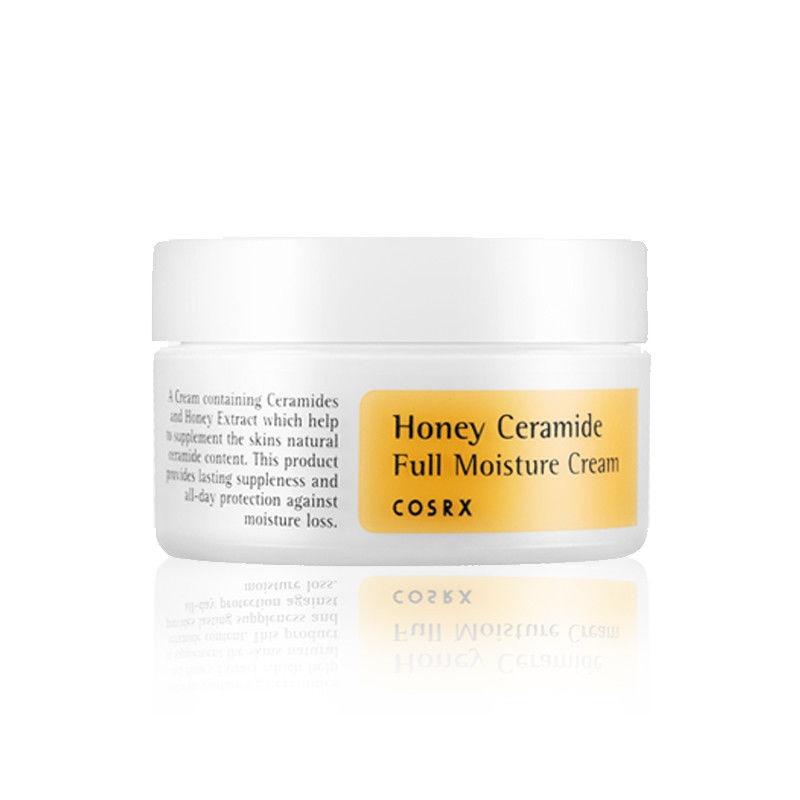 COSRX Honey Ceramide Full Moisture Cream 50ml Moisturizing Cream Skin Care Anti Wrinkle Face Cream Ceramide Cream cream cream live