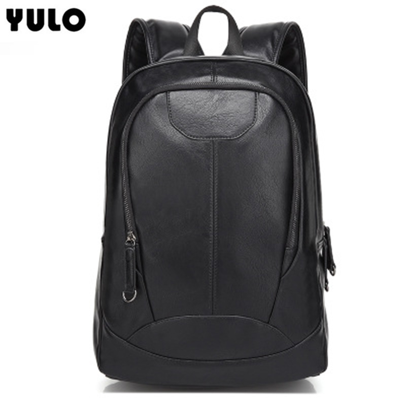 YULO Factory Direct Sales Large-capacity Shoulder Computer Backpack Men's Business Casual Backpack factory direct sales business backpack double shoulder pack usb charging schoolbag laptop package one issue wholesale