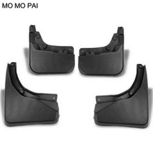 CAR Splash Guards Mud Guards Mud Flaps FENDER FIT FOR 2008-2015 Benz GLK X204 Mud Guards WO/Running Board