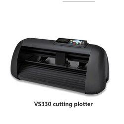 Cyfrowe naklejki winylu VS330 do cięcia drukarki brajlowskiej maszyny do grawerowania maszyna do cięcia na wysokiej jakości z akcesoriami