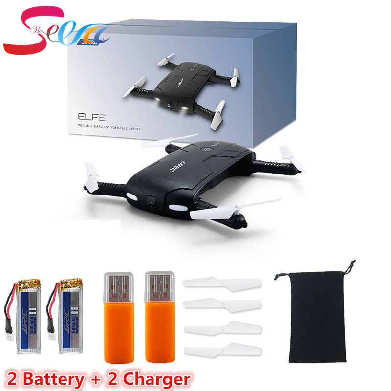 JJRC H37 mini Quadcopter Selfie Drone Camera WiFi FPV Gyro Drones with Camera HD Professional RC Helicopter Vs H8 mini H31 H36