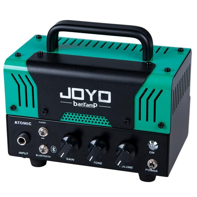 JOYO Electric Guitar AMP Amplifier Tube Multi Effects Preamp Portable Mini Speaker Bluetooth 1