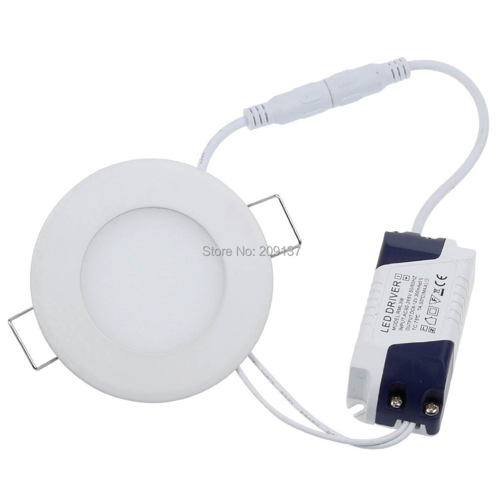 6w led panel lights panel lamp downlight ceiling light 2835 smd ultra bright warm white cold white free shipping