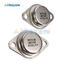 2Pcs LM338K LM338 Adjustable Voltage Regulator 5A 1.2V To 32V