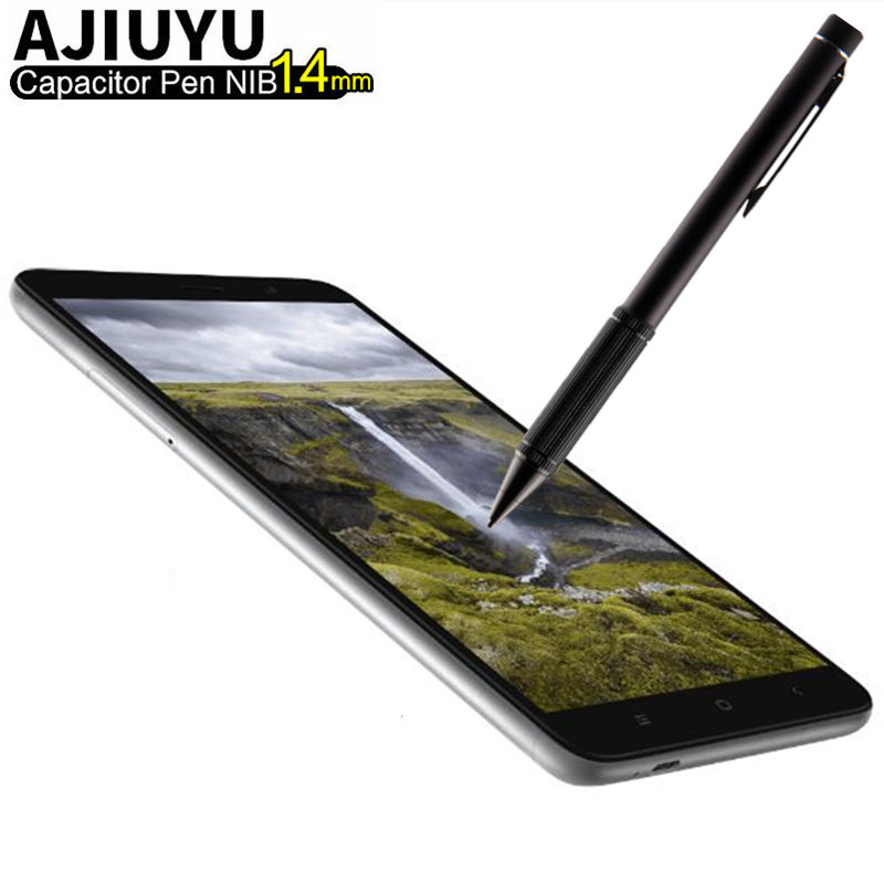 Active Pen Capacitive Touch <font><b>Screen</b></font> For <font><b>Asus</b></font> <font><b>Zenfone</b></font> 4 2 <font><b>Pegasus</b></font> <font><b>3</b></font> <font><b>X008</b></font> Zoom Max Plus 3s ZE551ML Pro Stylus Mobile phone 1.4 mm image