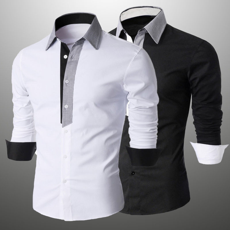 Compare Prices on Mans Long Sleeve Shirt- Online Shopping/Buy Low ...