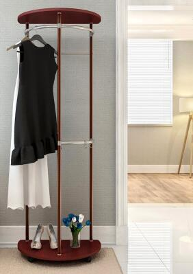 household mobile landing hanger the bedroom clothes tree - Clothes Tree