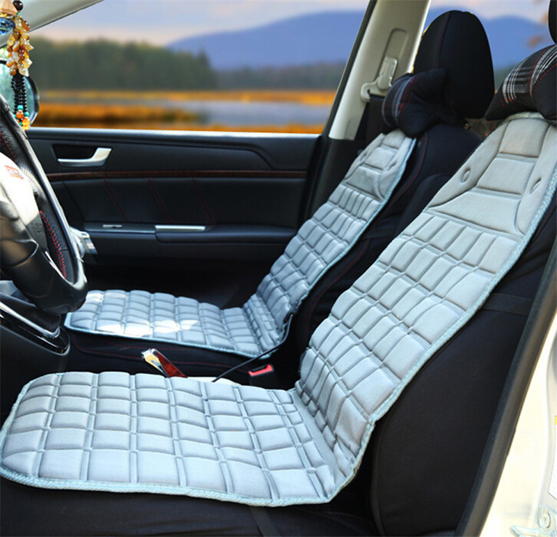 DT01-2,DC12,single seat and switch,warm cushion,electric heated car cushion,auto supply Car MAT,winter heating seat cushion