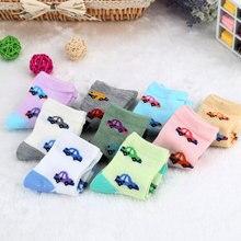 Patchwork 2016 moda bebés calcetines lindo Unisex cómodo y suave del calcetín del algodón calcetines calientes