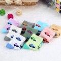 Remiendo de la manera de Los Bebés Calcetines Lindo Unisex Cómodo Y Suave Calcetín de Algodón Calcetines Calientes