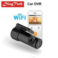 Original Car DVR Camera WIFI Wireless 1080P HD Night Vision Dash Cam Car Camera Auto Driving Recorder Smart Dashcam Registrator