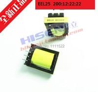 2PCS Welder transformer EEL25/200:12:22:22 welding transformer high frequency switch power supply transformer 1520