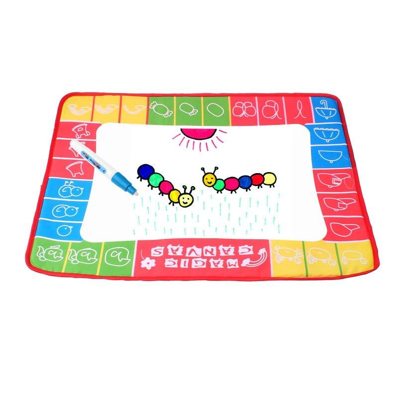 48*36 см воды Рисунок Живопись Написание мат доска Волшебное перо Doodle игрушка в подарок действие childred игрушки