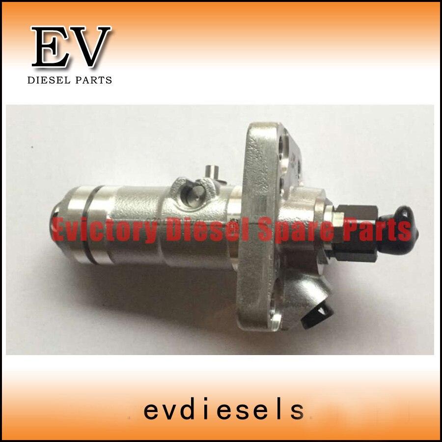 Véritable nouveau 4LE1 pompe à carburant pompe d'injection de carburant pour Isuzu 4LE1 moteur
