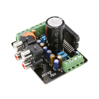 AIYIMA TDA7850 4*50W Car Audio Power Amplifier Board Class T 4 Channel AMP Module DC12V With ACC Control Interface Amplifiers