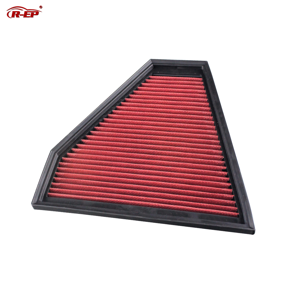 R EP High Flow Replacement Panel Air Filter Fits For BMW E81 130I E90 E91 E92