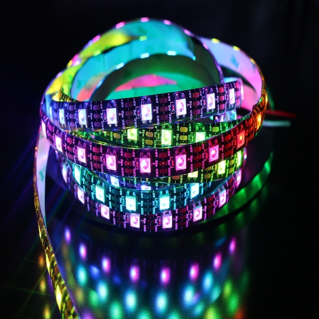 New dream colour 5m 60ledm 300leds ws2812b ws2812 2812 ws2812 ic new dream colour 5m 60ledm 300leds ws2812b ws2812 2812 ws2812 ic 5050 rgb led aloadofball Images