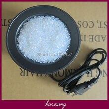 Наличии прозрачный 500 г/лот итальянский термоклей зерна для кератина волос
