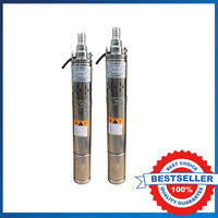 220 V/1500 W AC Kuyuları Için Dalgıç Su Pompası Modeli: QGD-2-100-1.5