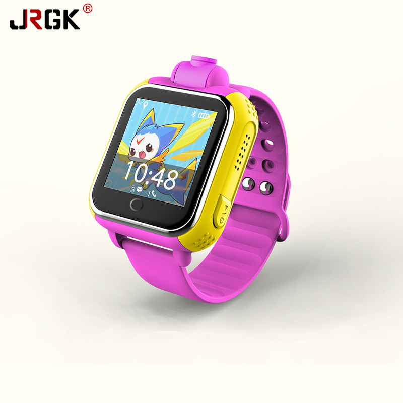 GPS Q730 Smart Montre Tactile Horloges WIFI Emplacement Enfants Bébé SOS Appel Finder Piste Kid Safe Anti-Perdu Moniteur Dispositif PK Q90
