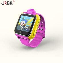 GPS Q730 Смарт часы с сенсорным Часы WI-FI местоположение Детские sos-вызов Finder трек детские безопасные анти-потерянный Мониторы устройство PK Q90