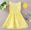 Girls Clothes Wedding Dress Vestidos Navidad Sweet Girls Kids Flower Princess Party Lace Dress Elbise Gown Wedding Prom Dress