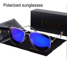 lvvkee  Polarized sunglasses Men 2018 Brands Designer women