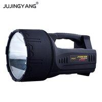 Jujingyang 100 Вт Xenon дальний рыбалка лампа большая емкость литиевая батарея свет дистанционного jy 933