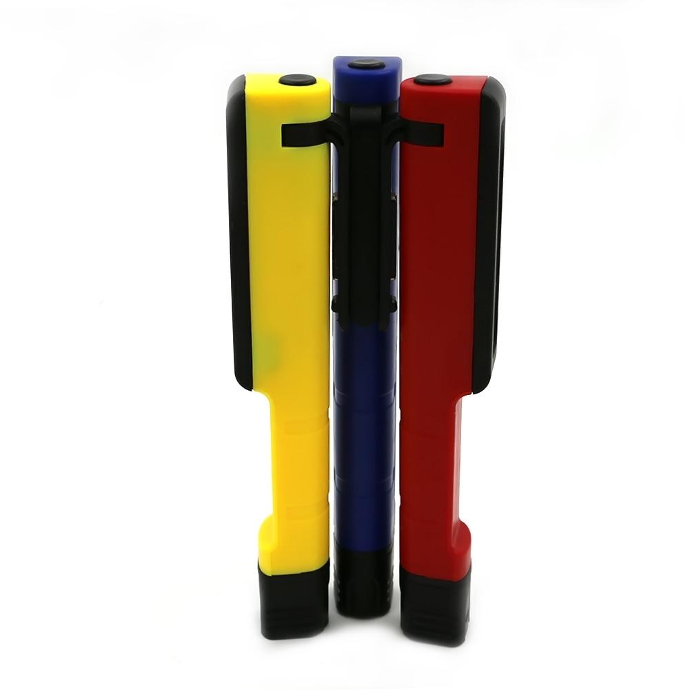 174 3 Color Pocket Clip Led ⑧ Light Light 1 Mode Mini Pen