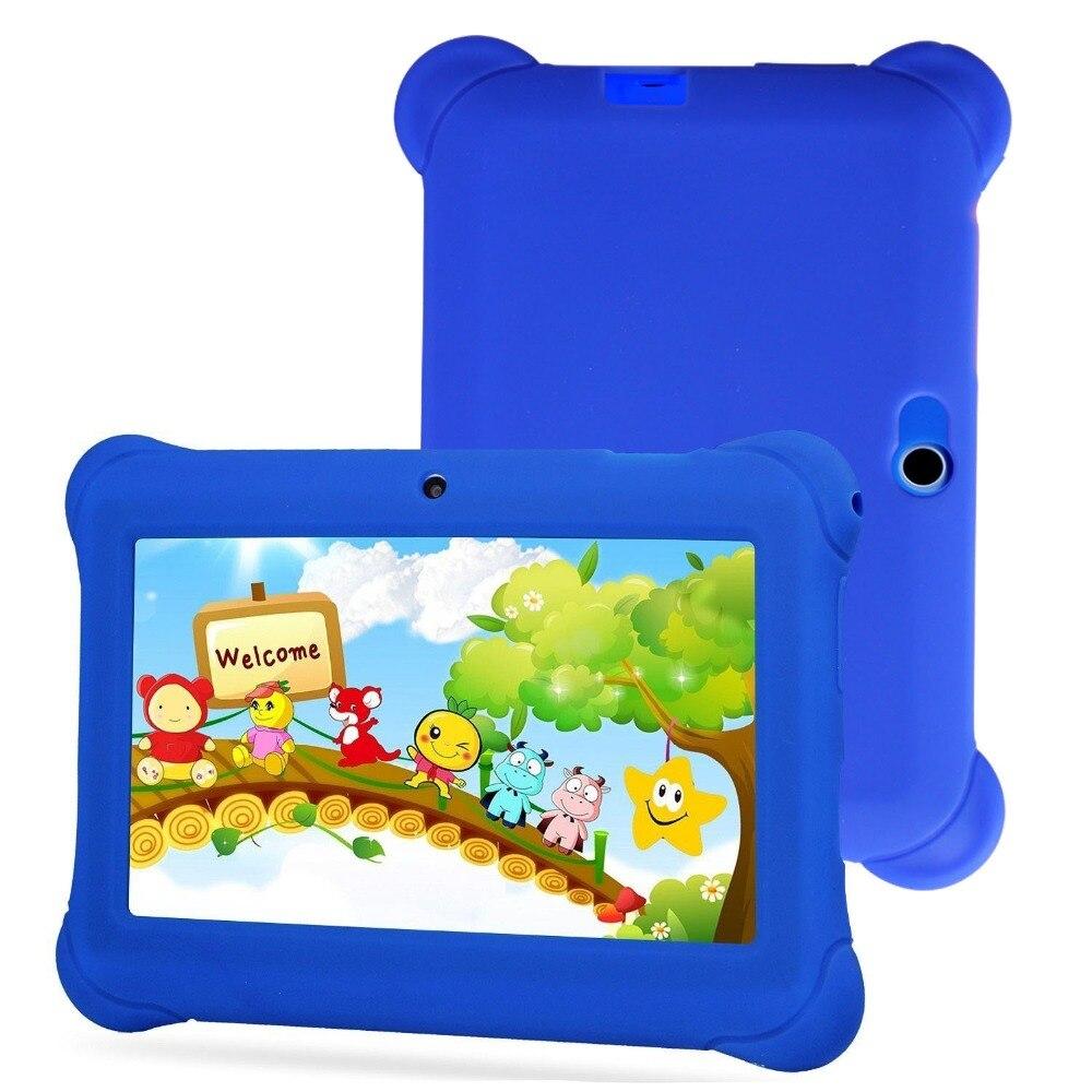 7 POUCE enfants Tablet PC Carton conception avec Double Caméra Prend En Charge 55 pays Langue Pour Enfants Cadeau - 2