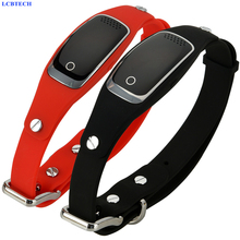 MiNi Cat/Dog Collar Tracker IP65 Waterproof Smart Necklace/Wearable Device Tracking GPS LBS WIFI Real Time Positioning