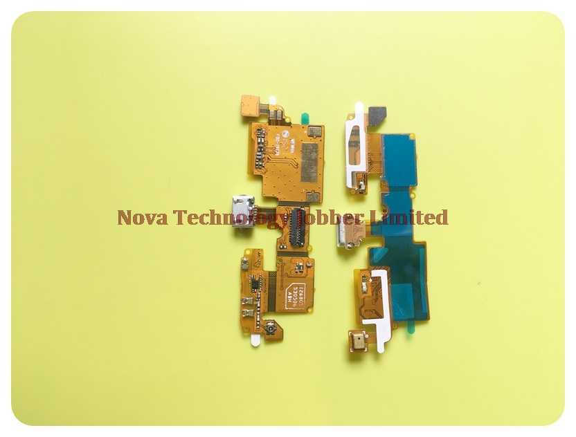 Novaphopat зарядное устройство Порт замена ленты для zte Blade V6 X7 D6 Z7 T660 usb зарядный микрофон с гибким кабелем + отслеживание