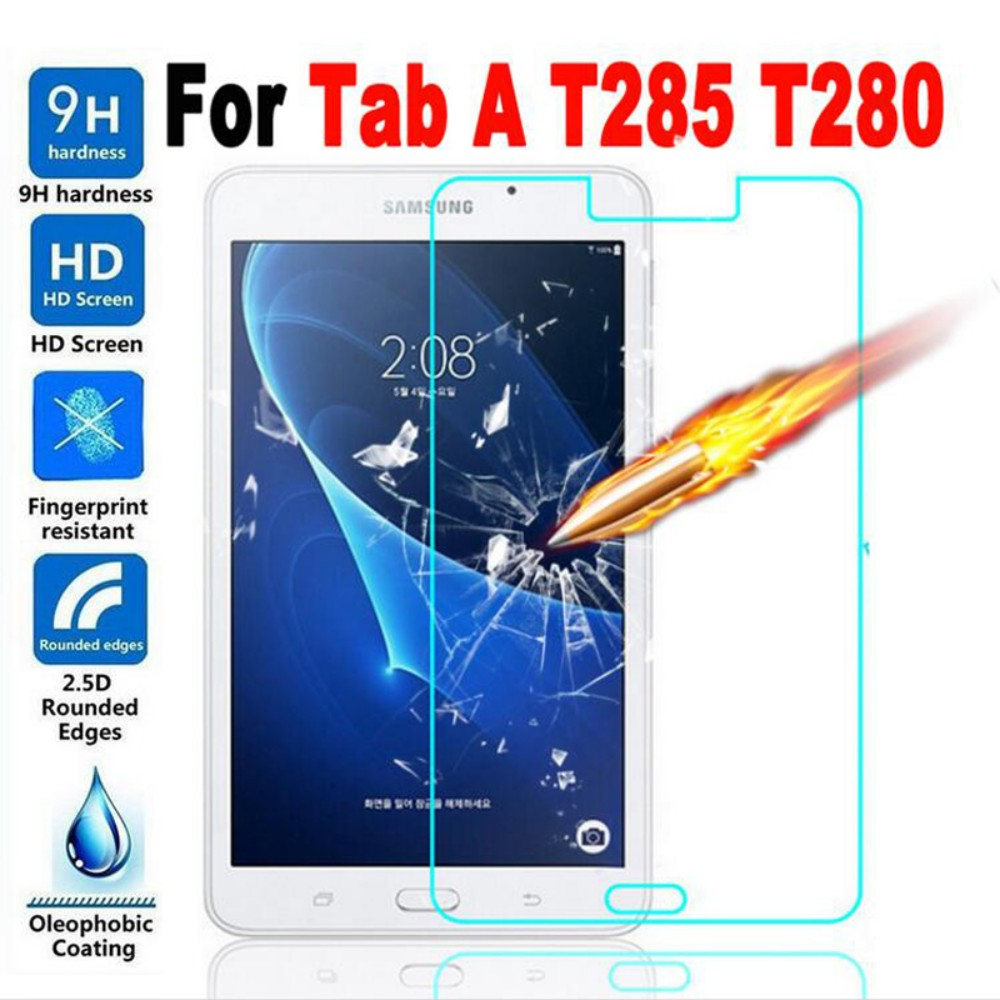 En Verre trempé pour Samsung Tab Un 7.0 (2016) T280 T285 Écran Protecteur pour Samsung Tab A6 7.0 (2016) T280 T525 Écran Protecteur
