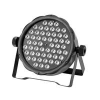 54 LED Voice Activated PAR Light Lamp Wedding Bar Club KTV Stage Spot Light for Birthday Party Car Show Home Festival