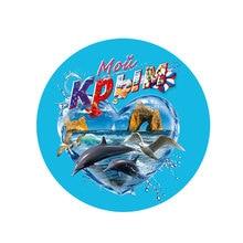 My Crimea Car Sticker PVC Waterproof Bomb Automotive Products