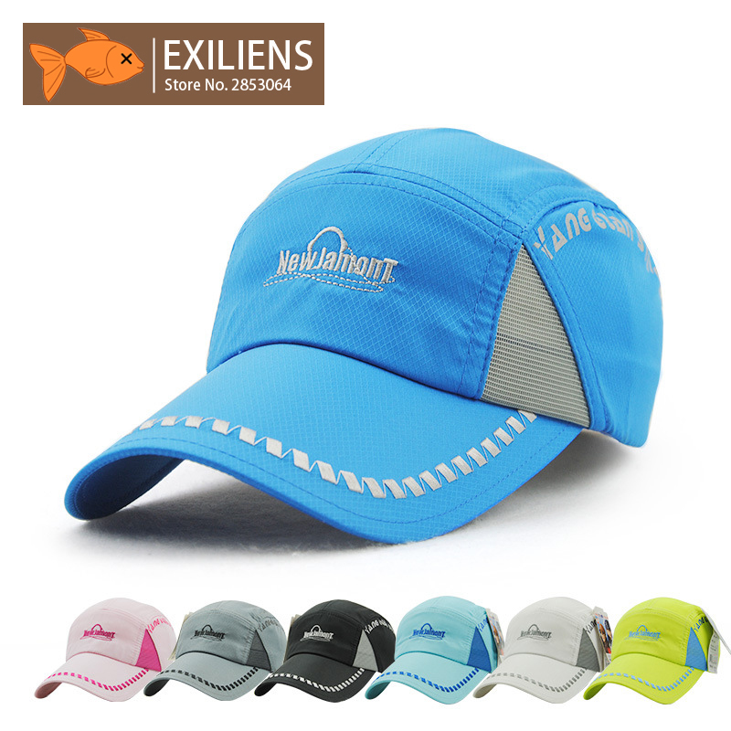 exiliens 2017 new fashion brand baseball cap cotton top