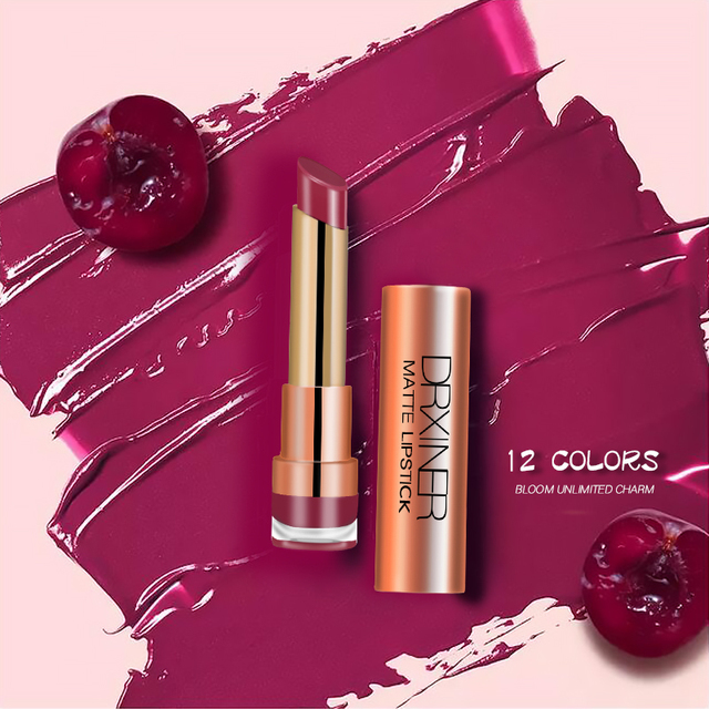 Matte Lipstick New Rouge