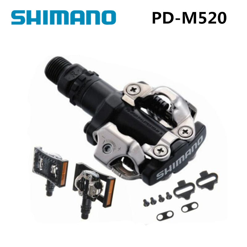 Brand New Shimano SH-M089 SPD MTB Cycling Shoes W//PD-M520 M540 Pedals Optional